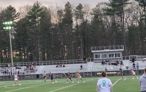 Westford Academy Girls' Lacrosse suffers defeat against Lincoln-Sudbury