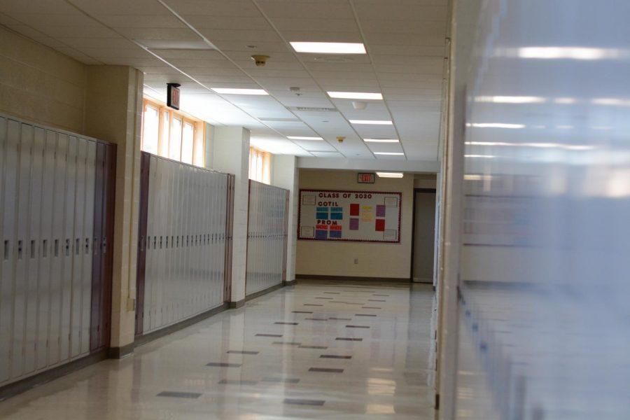 The halls of WA