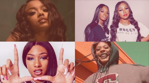 5 female rap artists changing the game