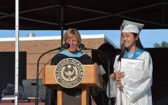 Helen Zhou named salutatorian