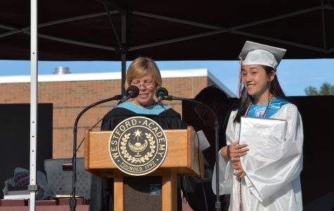Helen Zhou named salutatorian