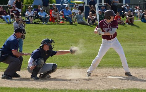 Photos: Baseball ends season in a close loss to Lincoln-Sudbury