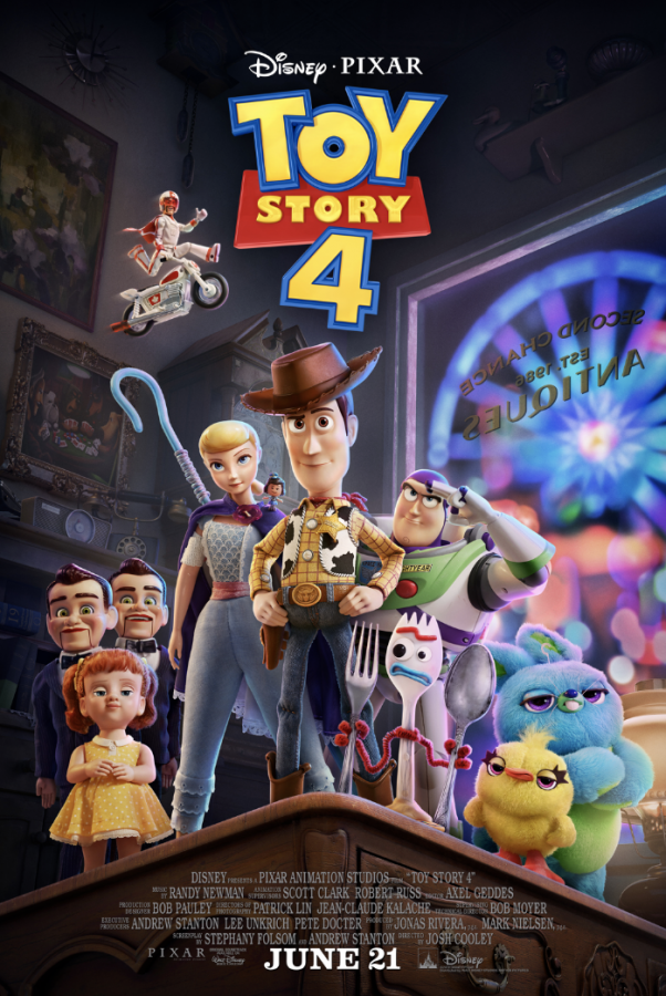 Toy Story 4 brings the characters alive in more ways than one