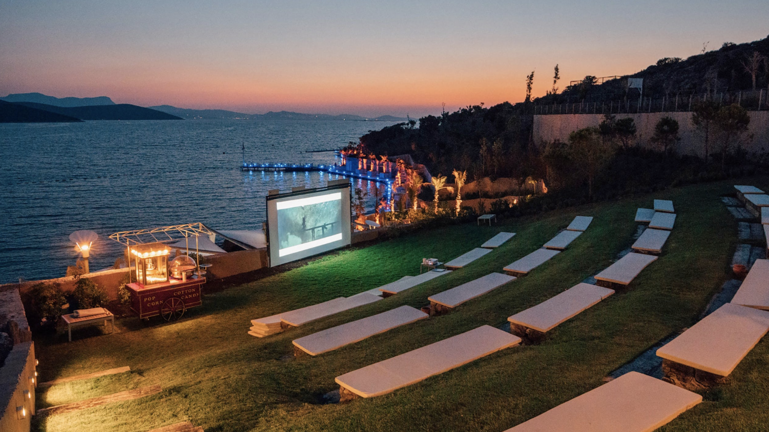 Outdoor+movies+are+a+perfect+way+to+enjoy+summer%27s+nighttime+weather.+During+the+day%2C+temperatures+are+scorching%2C+making+the+cool+summer+nights+the+perfect+time+to+get+some+fresh+air.+What+better+way+to+enjoy+the+weather+than+to+snuggle+up+with+blankets%2C+eat+buckets+of+popcorn%2C+and+enjoy+a+movie+with+friends+and+family.+Take+a+trip+to+a+drive-in+movie+theater+or+set+up+a+movie+at+home+using+a+projector+and+a+flat+surface%2C+either+way+you+are+bound+to+have+fun.