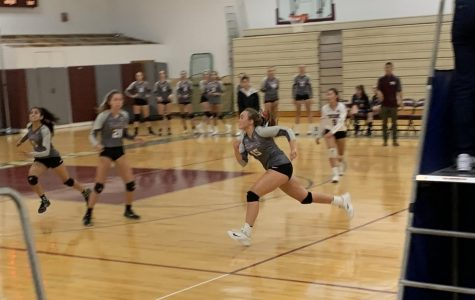 Girls' volleyball suffers hard defeat against Acton-Boxborough