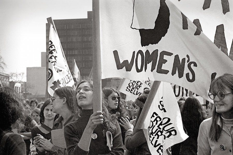 Friedan+inspired+a+wave+of+feminism+and+led+many+marches%2C+including+the+Women%27s+Strike+for+Equality.