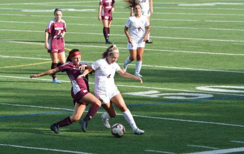 WA Girls' Varsity Soccer wins 2-0 against Lincoln-Sudbury