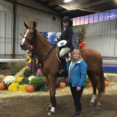 Amelia Neal going to the 2019 Dressage National Finale