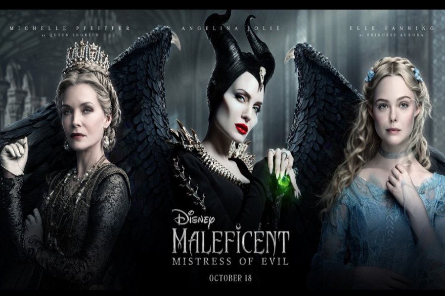 %22Maleficent%3A+Mistress+of+Evil%22+movie+poster