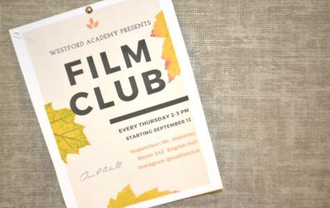 Film club delves into the art of film