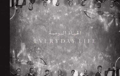 The cover art for Everyday Life.