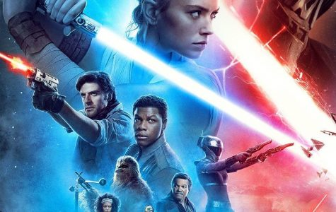 Star Wars: The Rise of Skywalker movie poster.