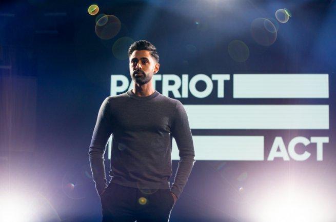 Volume five of Patriot Act arrives to Netflix.