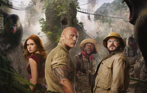 Watch Jumanji: The Next Level solely for its comedy