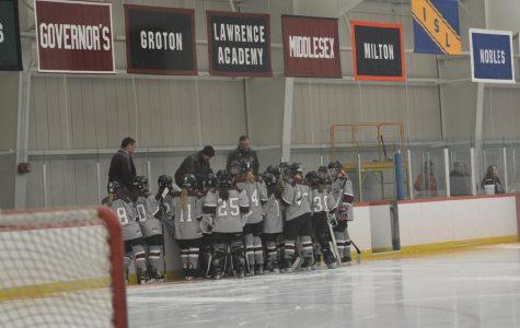 WA Girls' Varsity Hockey trumped by Andover