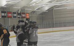 WA girls hockey suffers defeat to Andover