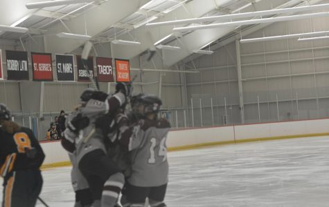 WA girls hockey suffers defeat to Andover