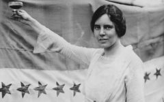 Alice Paul, mother of the suffrage movement in America