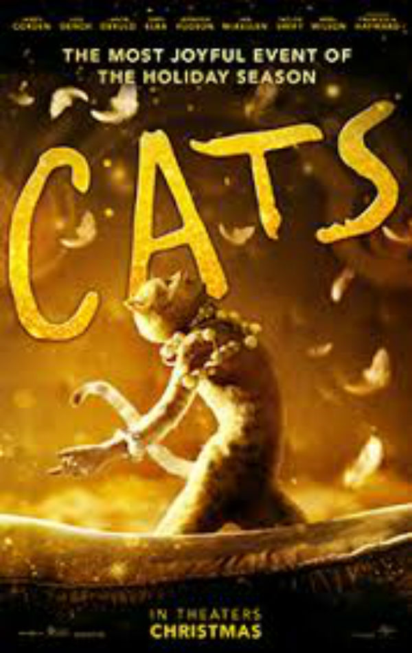 Cats movie release poster