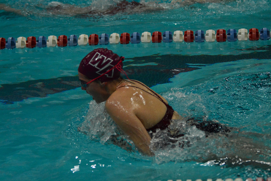 WA Boys' and Girls' Swim and Dive triumphs