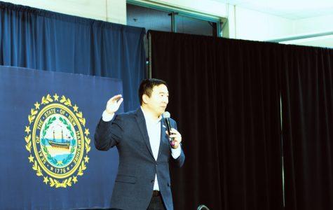 Andrew Yang addresses job loss and Universal Basic Income