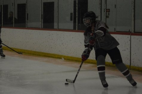 Boys' Hockey wins first game of season