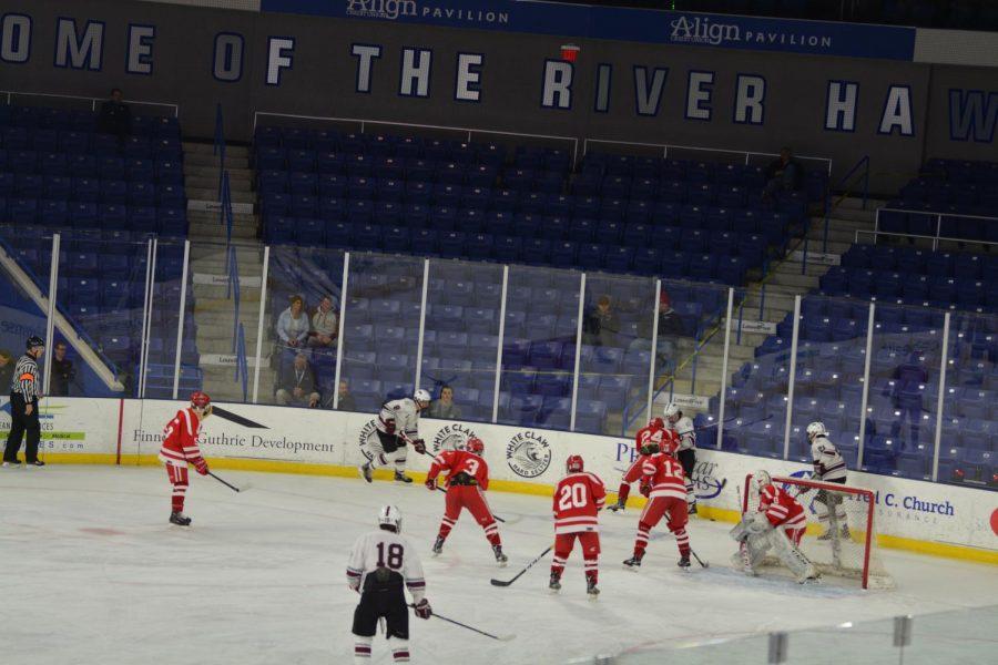 Photos: WA Boys' Hockey loses to St. John's in the semi-finals