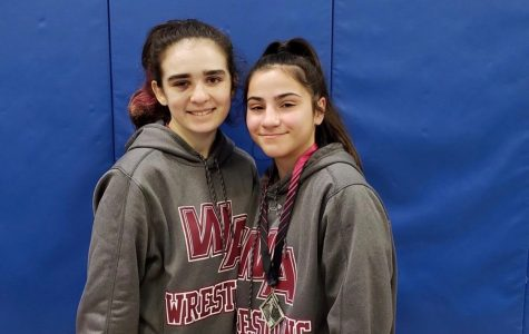 Piedrahita and Pannese defy odds in wrestling