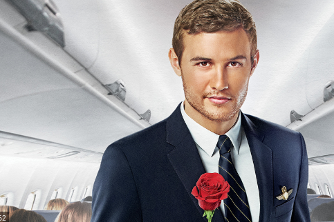 Peter, The Bachelor, looks to hand out a rose as he searches for love.