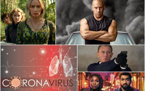 Coronavirus halts upcoming blockbusters