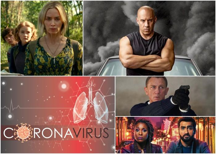 Coronavirus hits theaters