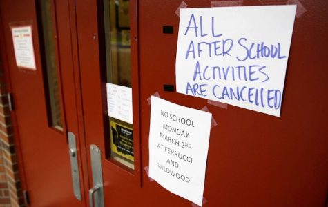 Coronavirus outbreak interrupts college process