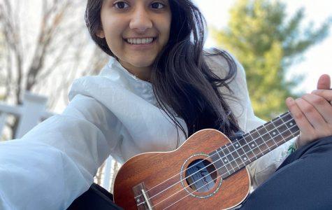 Sophomore Alpana Bakshi: