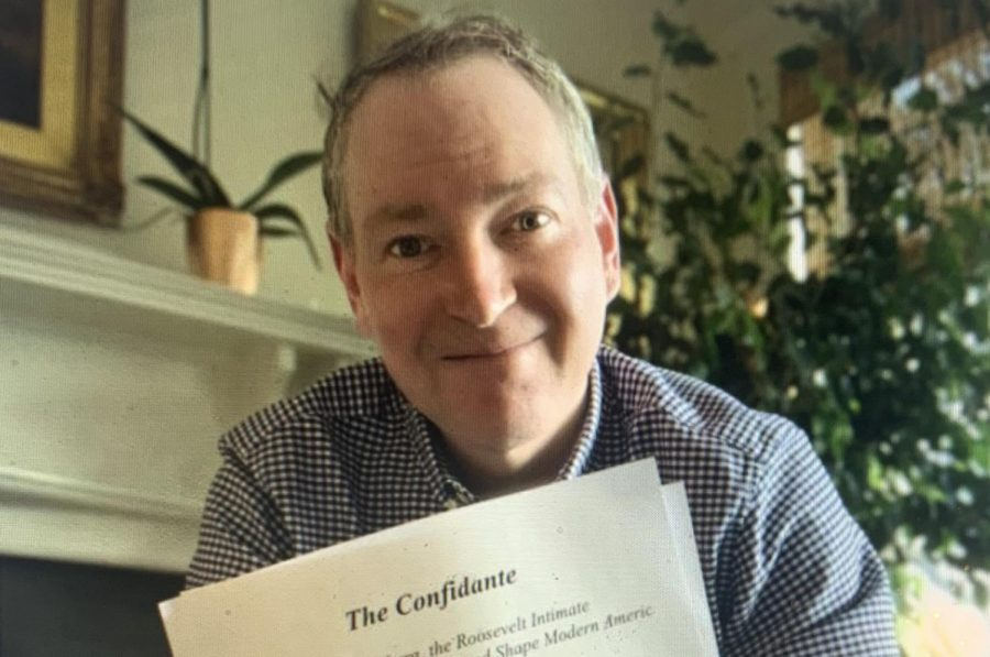 The secret is out: The Confidante may soon be published