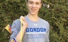 McGinn strides for success at Gordon College