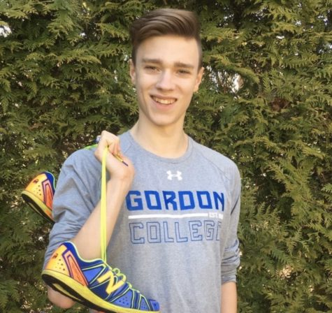 McGinn strides for success at Gordon College