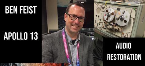 Ben Feist tells his story regarding Apollo 13.