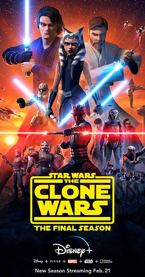 Star Wars: The Clone Wars, a classic brought back