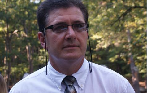 Arthur Benoit, who is running for school committee