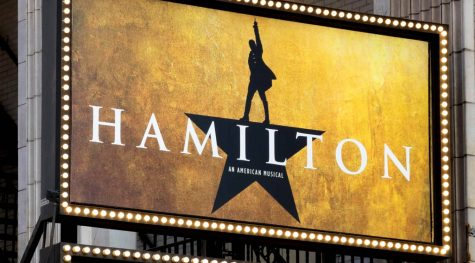 Hamilton at Richard Rodgers theater