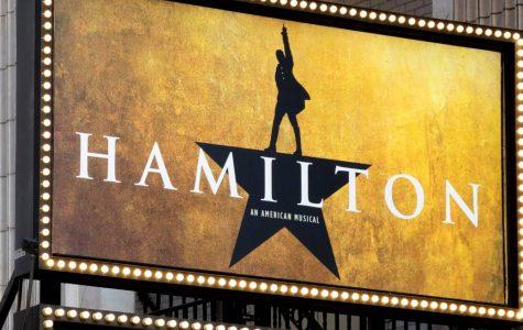Hamilton at Richard Rodgers theater