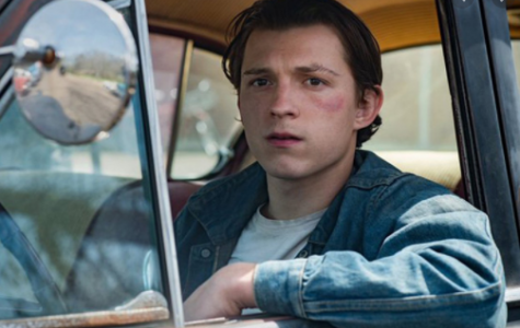 Tom Holland stars  in the Netflix film The Devil All The Time