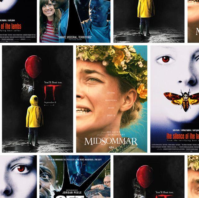 Various horror movies.
