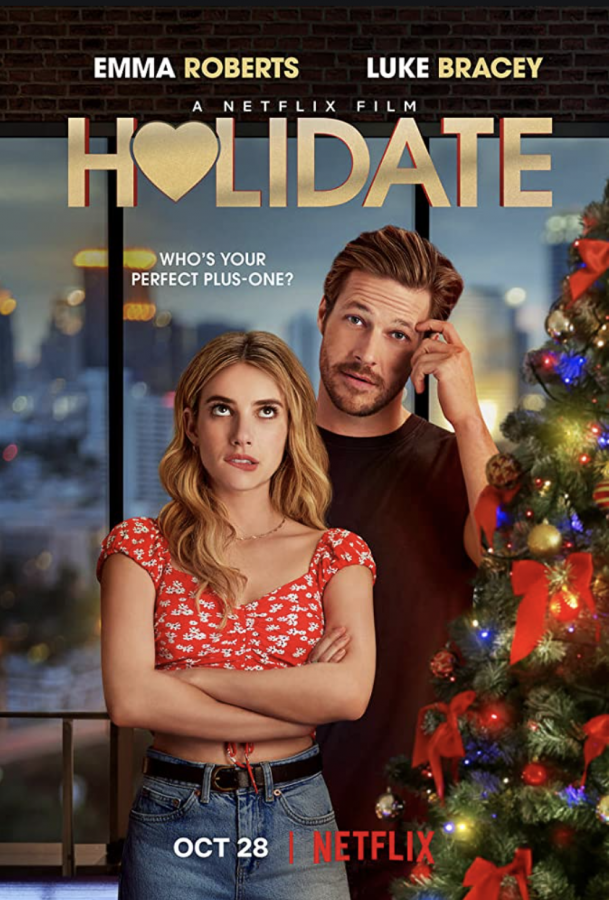 Holidate fails to capture the essence of the holidays.