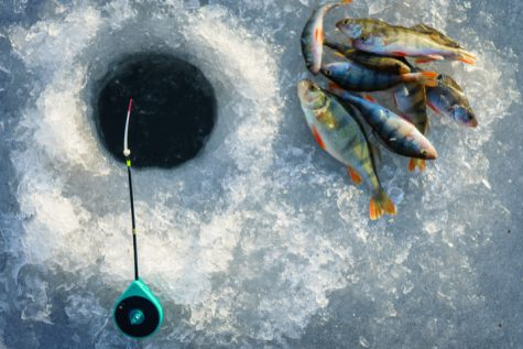 Ice-fishing is a great social-distancing sport that you can participate in this winter.