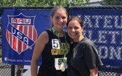 Tweedie sees success as a track athlete