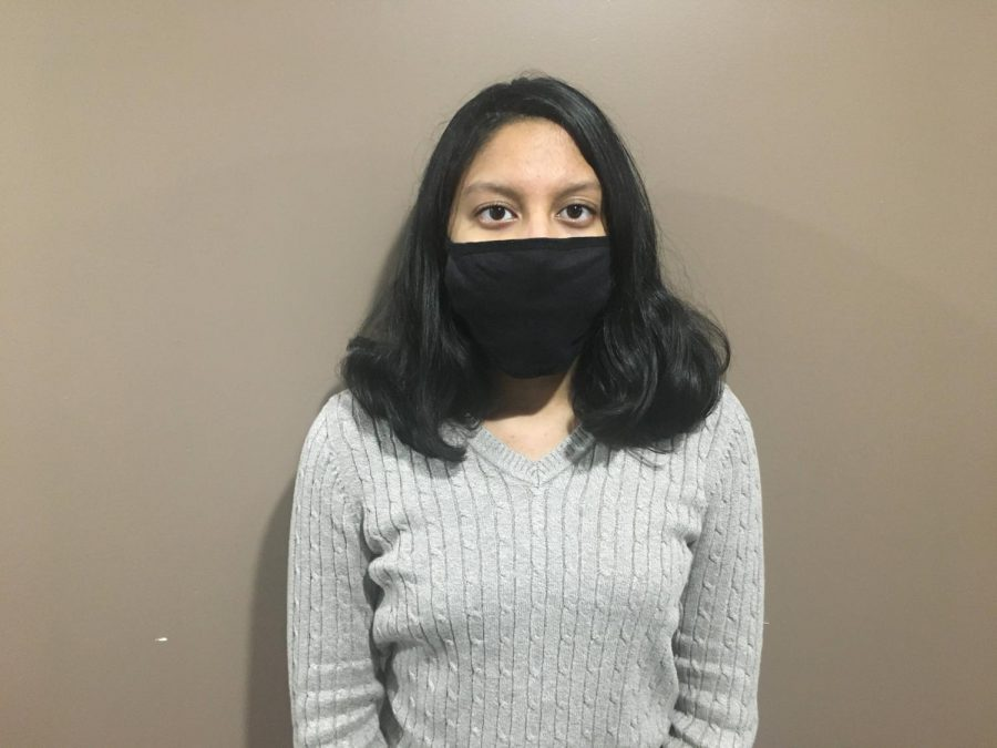 Wearing a mask is crucial to keep yourself and others around you.
