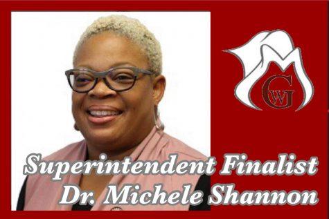 Superintendent finalist Dr. Michele Shannon