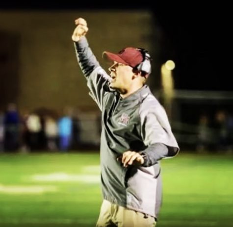 Westford Academy Football Coach Patrick Gendron is excited for this Fall-2 football season.