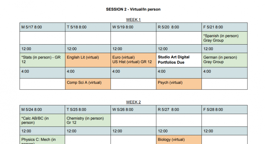 Image+of+the+Week+2+AP+exam+schedule+for+the+2020-2021+school+year.